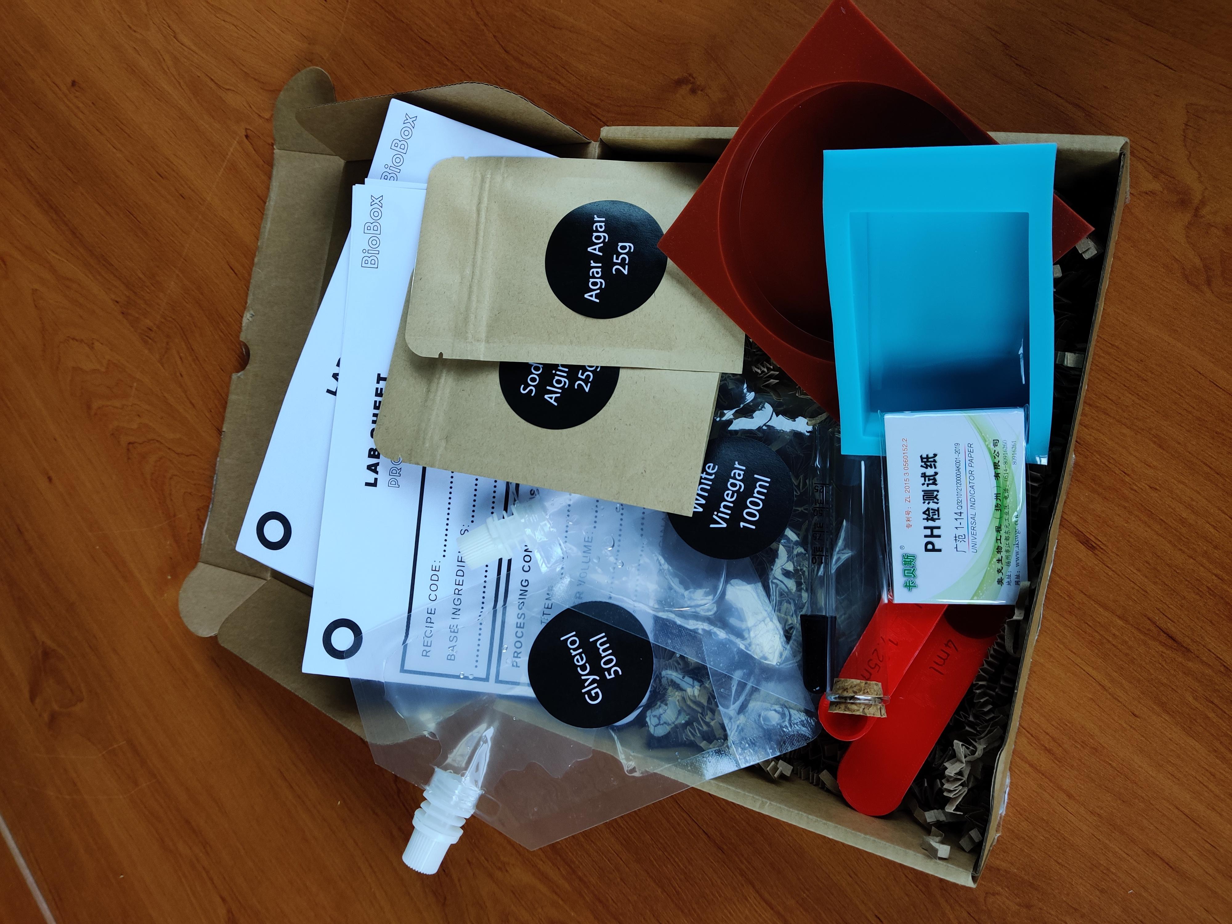 Biobox Kit